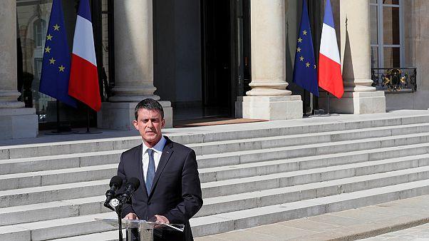 """""""Francia no cederá ante los terroristas"""", asegura Manuel Valls"""