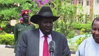 South Sudan President rejects any additional foreign peacekeepers