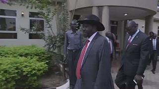 Salva Kiir calls on Machar for dialogue to end violence in South Sudan