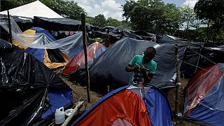 Scores of African migrants stranded in Costa Rica after being denied entry into Nicaragua