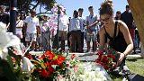 Dünya Nice'de hayatını kaybedenleri anıyor