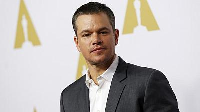 Matt Damon wades into gun control debate at European premiere of Jason Bourne