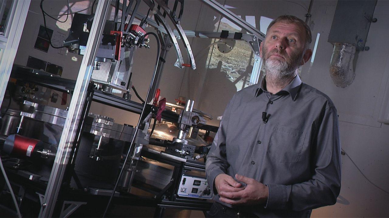 Methan: Beweis für Leben auf dem Mars?