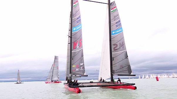 Farkas Litkey gewinnt Blue Ribbon Race