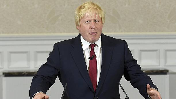 Is Boris Johnson a clown?