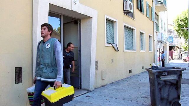 Ницца: после обыска в доме террориста задержана женщина