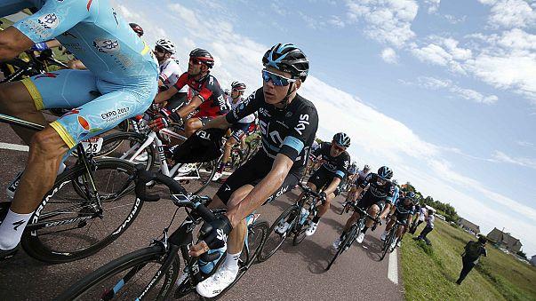 Tour de France: Froome tovább növelte előnyét a kronón