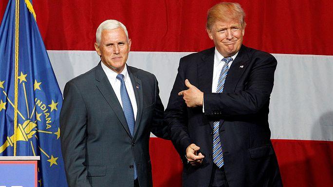 Дональд Трамп назвал Майкла Ричарда Пенса кандидатом в вице-президенты