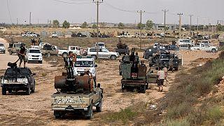 20 soldats du gouvernement d'union nationale tués par l'Etat islamique