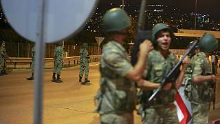 Turkey shuts down social media as military announce 'taking over power'