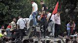Demokrasiye darbe girişimi: 161 şehit, bin 440 yaralı