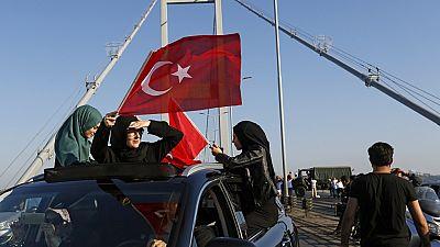 Tentative de putsch en Turquie : Erdogan de retour, les populations appelées à rester dans les rues