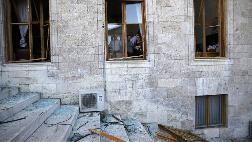 Ankara parliament explosion