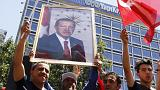 Turkey coup: mass arrests after uprising crushed, government says