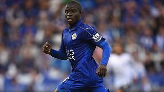Chelsea sign France midfielder N'Golo Kante from Leicester