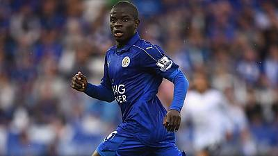 N'Golo Kanté est officiellement un joueur de Chelsea