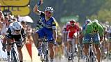Fransa Turu'nda 14. etap itirazlara rağmen Cavendish'in