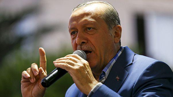 Erdoğan, ABD'den Fethullah Gülen'in iadesini talep etti