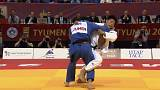 Japan dominates on first day of the Tyumen Grand Slam