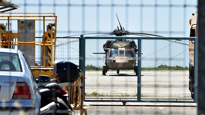 Huit militaires turcs arrêtés en Grèce après l'échec du putsch