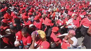 Zimbabwe: MDC women ask Mugabe to go