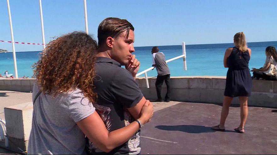 Attack in Nice: eyewitnesses recount terror