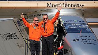 Solar Impulse 2 final journey delayed