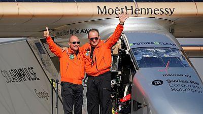 Solar impulse 2 reporte la dernière étape de son tour du monde