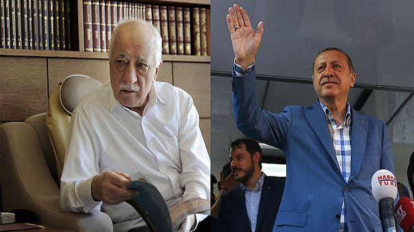 """Erdogan: """"nem én állok bosszút, hanem Isten"""""""