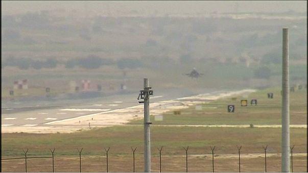 Turkey reopens Incirlik military air base, Pentagon confirms