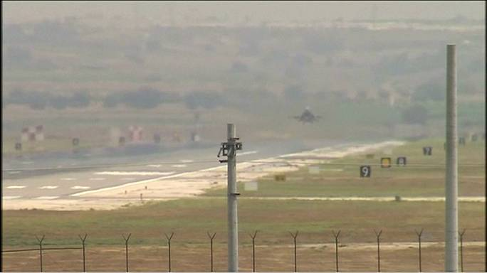 Turkey reopens Incirlik military air base, Pentagon confirms