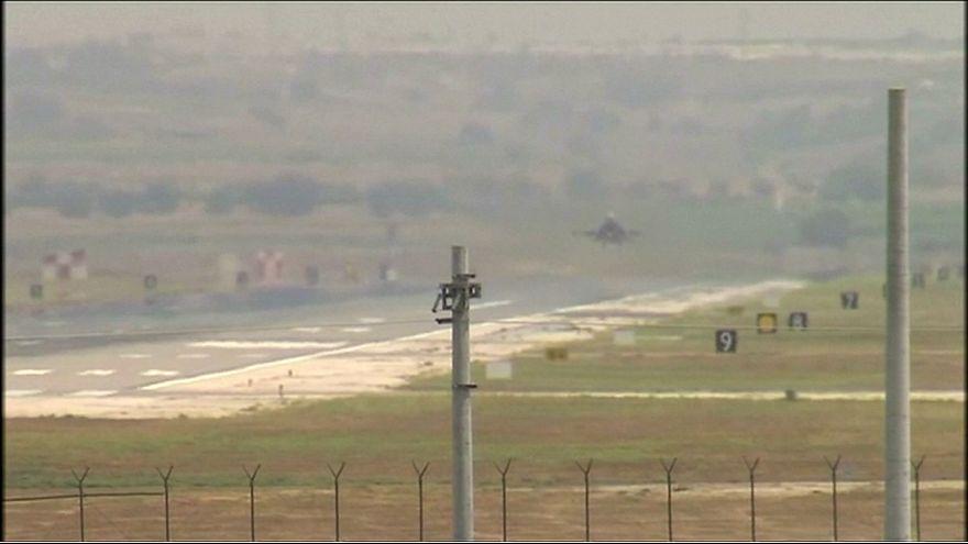Командующий базой ВВС Инджирлик задержан по подозрению в причастности к перевороту