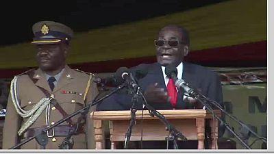 Le Zimbabwe accuse l'occident d'être responsable de sa misère