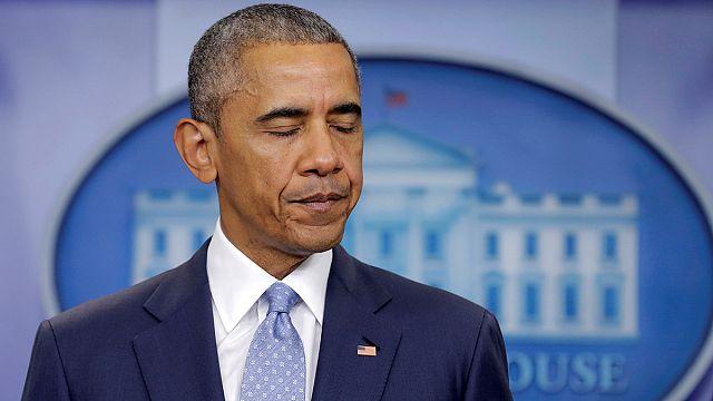Obama'dan polise yönelik saldırılara tepki