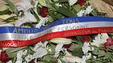 France holds one minute silence for victims of Nice truck attack