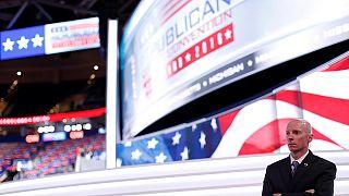 La Convención Republicana comienza en Cleveland con la tensión del asesinato de tres policías