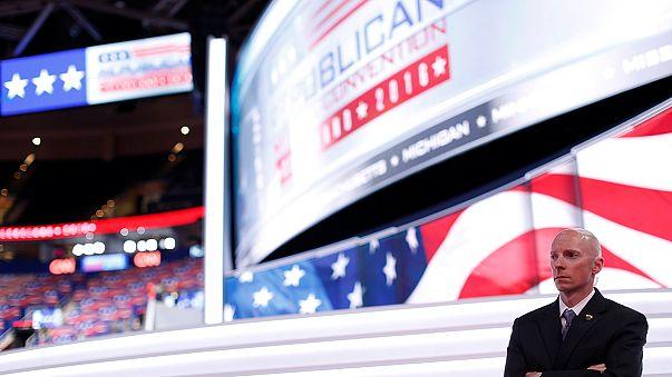 Usa 2016: più armi che delegati a Cleveland dove si apre la convention repubblicana