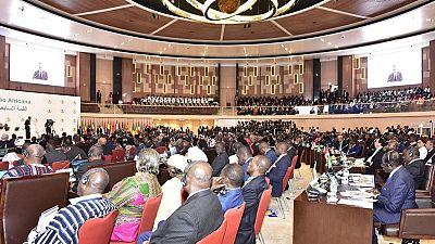 Sommet de l'UA : l'élection du nouveau président reportée