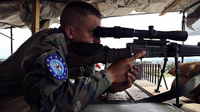 EU launches two-year military mission in the Central African Republic