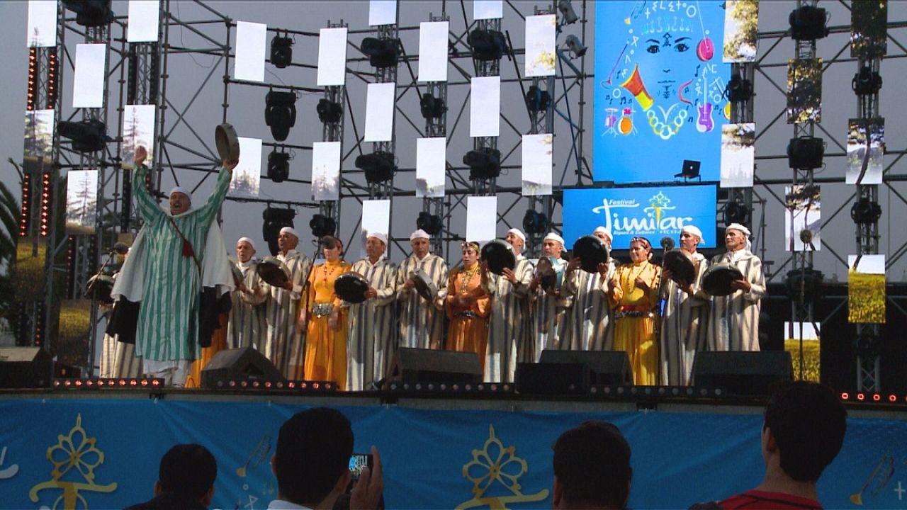 Torna la musica berbera con il Festival Timitar di Agadir