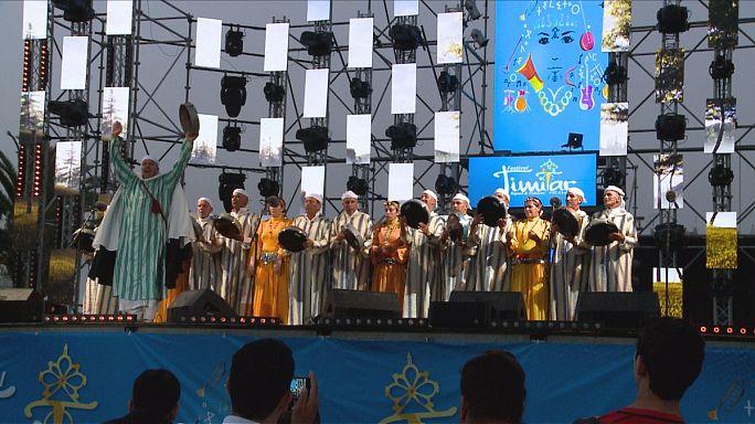 Timitar Festivali dünyaya tolerans mesajı veriyor