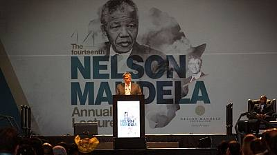 We can achieve the world Mandela dreamed of – Bill Gates