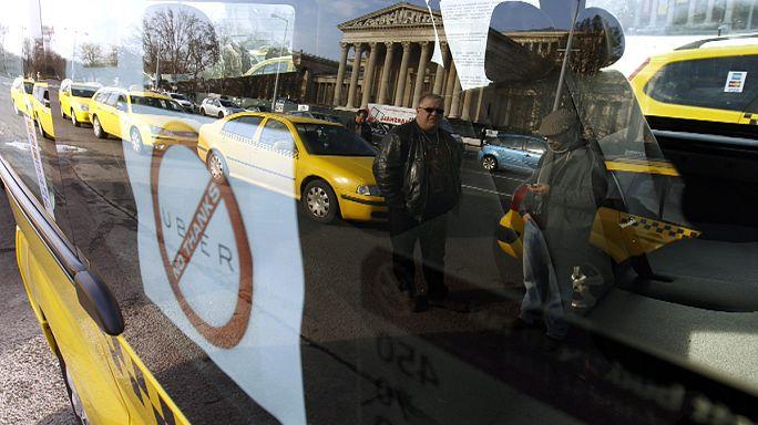 Uber: jogszerűen működtünk Magyarországon
