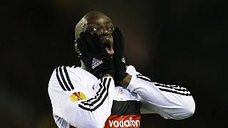 Outpouring of love for Senegalese striker Demba Ba after leg break