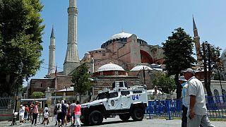 Turismo da Turquia em declínio face à instabilidade no país