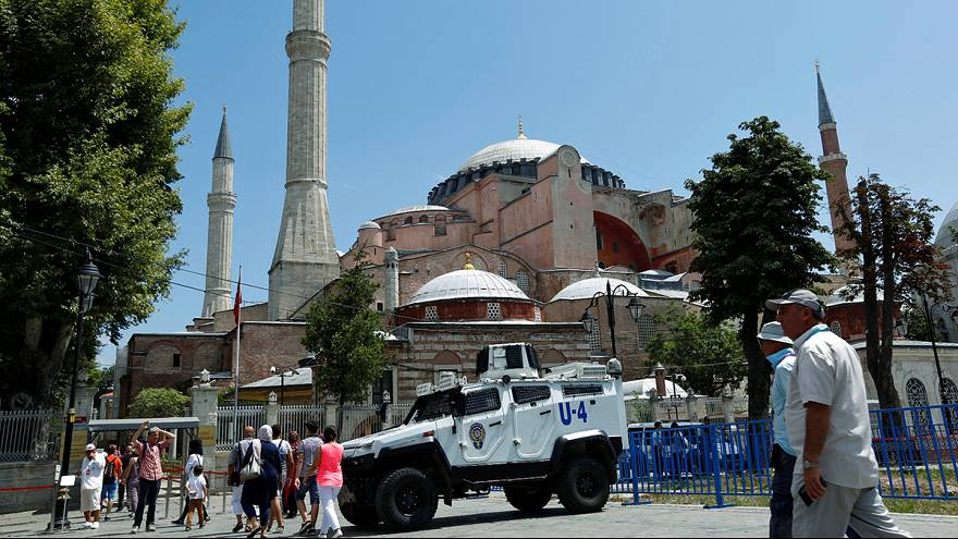 Turchia, turismo a picco dopo il golpe