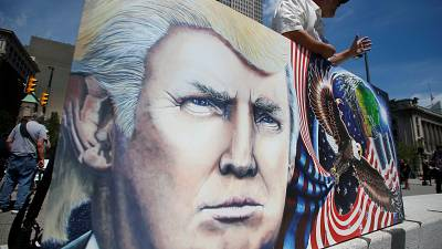 Security overshadows preparations for US Republican Convention in Cleveland