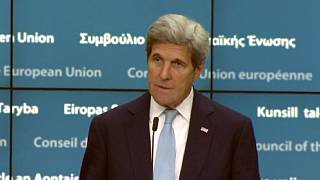 John Kerry warns Turkey: Nato membership is at stake