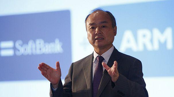Японська компанія Softbank поглине британського ARM