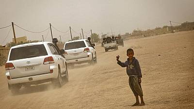 La ville de Kidal sous contrôle de deux mouvements armés